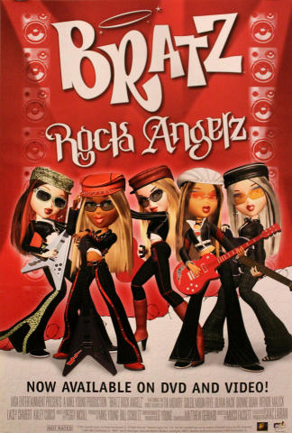 Bratz Rock Angelz Poster
