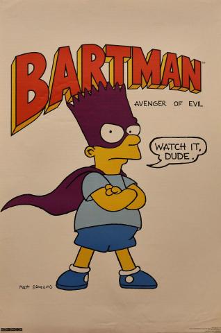 Bartman Poster