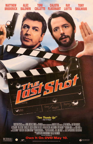The Last Shot Poster