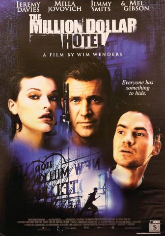 The Million Dollar Hotel Poster