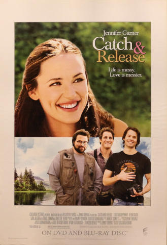 Catch & Release Poster