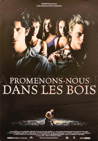 Promenons-Nous Dans Les Bois (Deep In The Woods) Poster
