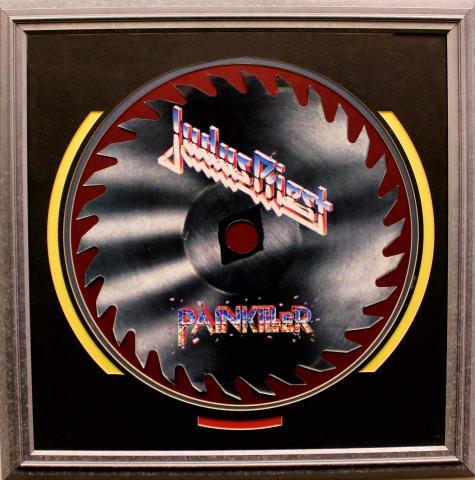 Judas Priest Framed Poster