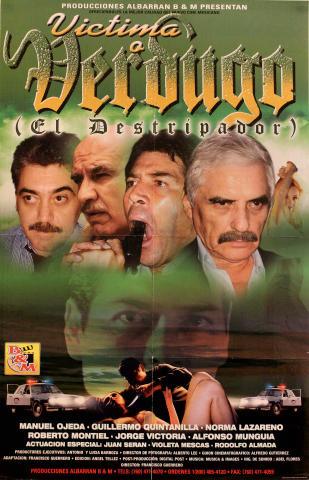 Victima A Verdugo Poster