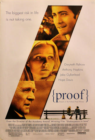 Proof Poster