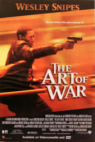 The Art of War Poster