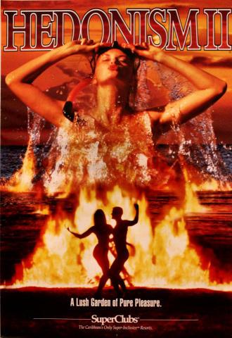Hedonism II Poster