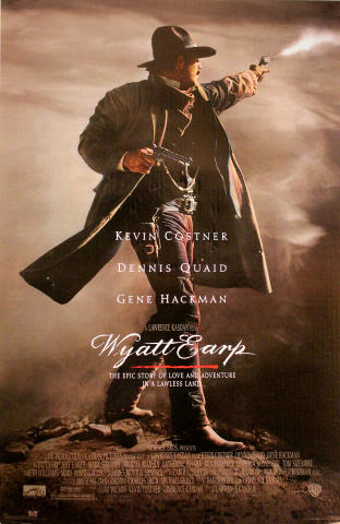 Wyatt Earp Poster