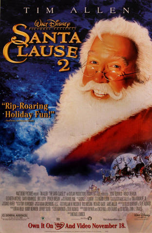 Santa Claus 2 Poster