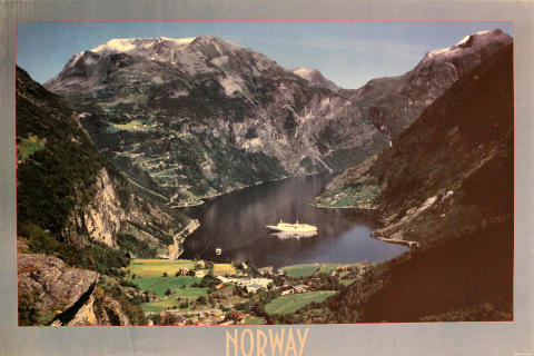 Norway Poster