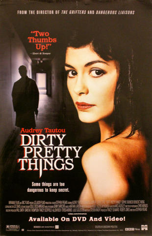 Dirty Pretty Things Poster