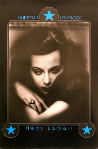 Hurrell's Hollywood: Hedy Lamarr Poster