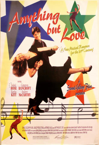 Anything But Love Poster