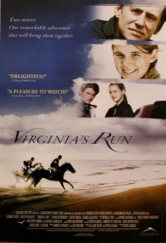 Virginia's Run Poster