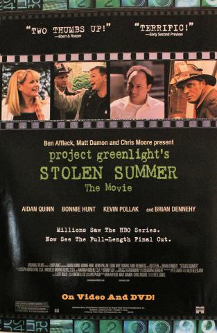 Stolen Summer: The Movie Poster