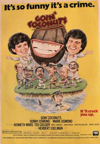 Goin' Coconuts Poster