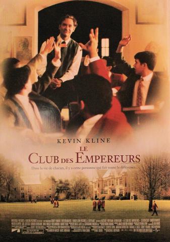 Le Club Des Empereurs Poster