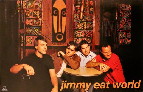 Jimmy Eat World Poster