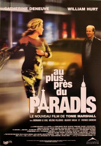 Au Plus Pres du Paradis Poster