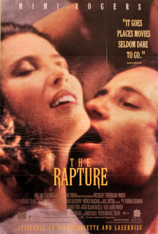 The Rapture Poster