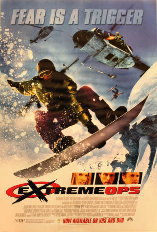 Extreme Ops Poster