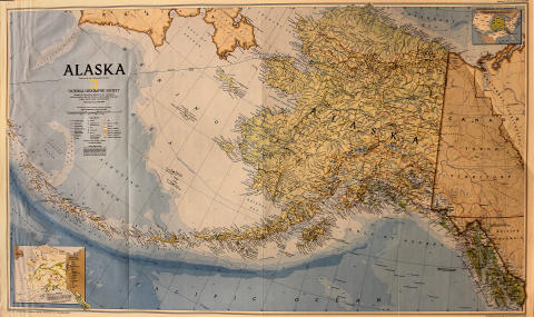 National Geographic: Alaska Poster