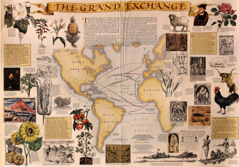 National Geographic: The Grand Exchange Poster