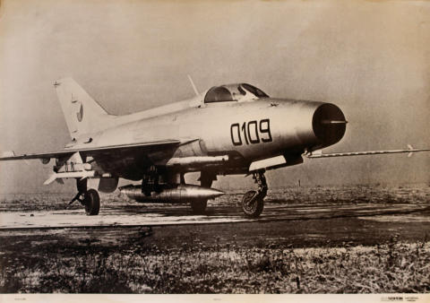 MIG 21 Poster