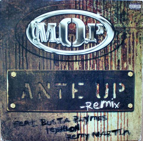 """M.O.P. Vinyl 12"""""""
