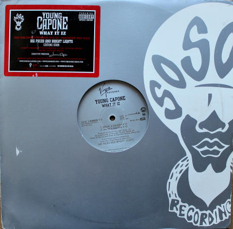 Young Capone Vinyl 12""