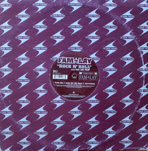 "Fam-Lay Vinyl 12"""