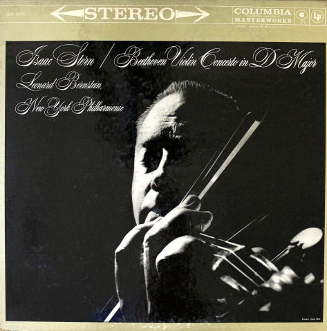 """Isaac Stern / Leonard Bernstein Vinyl 12"""""""