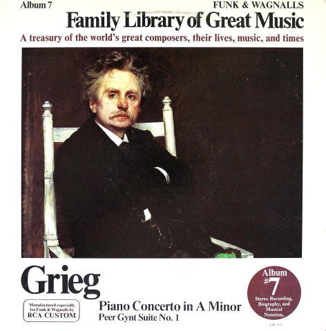"Grieg Vinyl 12"""