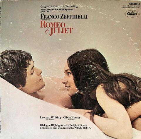 """Franco Zeffirelli Vinyl 12"""""""