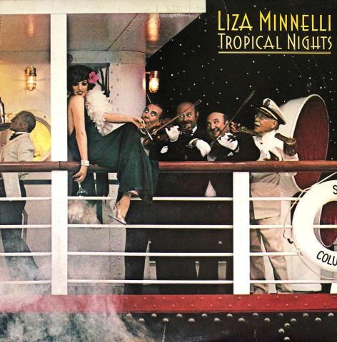 """Liza Minnelli Vinyl 12"""""""
