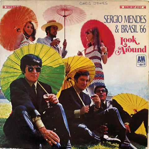 "Sergio Mendes & Brasil '66 Vinyl 12"""
