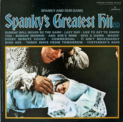 """Spanky & Our Gang Vinyl 12"""""""