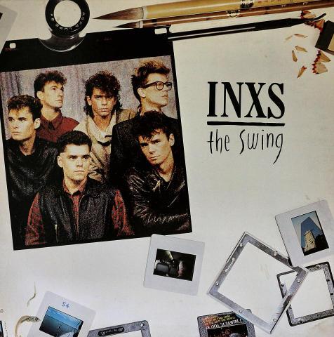 """INXS Vinyl 12"""""""