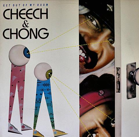 """Cheech and Chong Vinyl 12"""""""