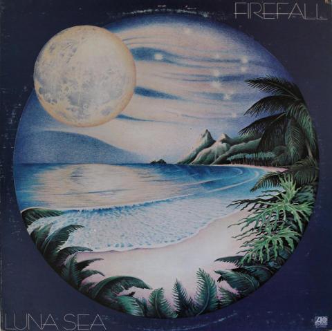 """Firefall Vinyl 12"""""""