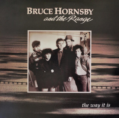 Bruce Hornsby and the Range Vinyl 12""