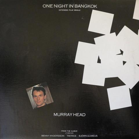 "Murray Head Vinyl 12"""
