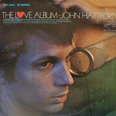 """John Hartford Vinyl 12"""""""