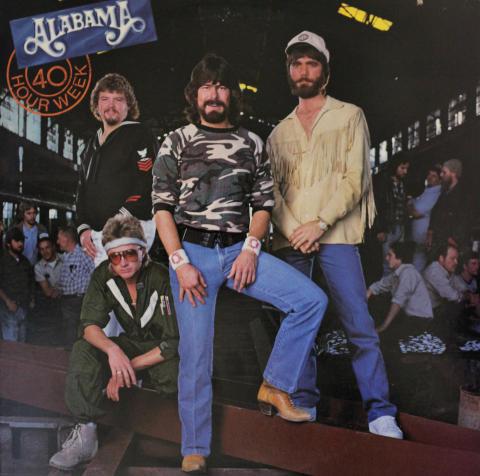 "Alabama Vinyl 12"""