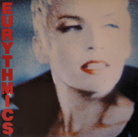 "Eurythmics Vinyl 12"""