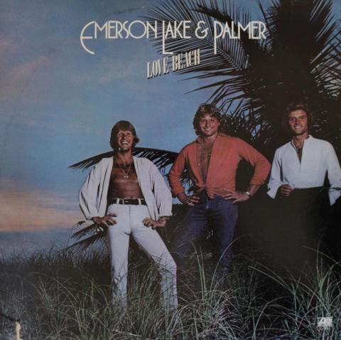 """Emerson, Lake & Palmer Vinyl 12"""""""