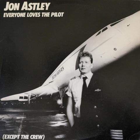 """Jon Astley Vinyl 12"""""""