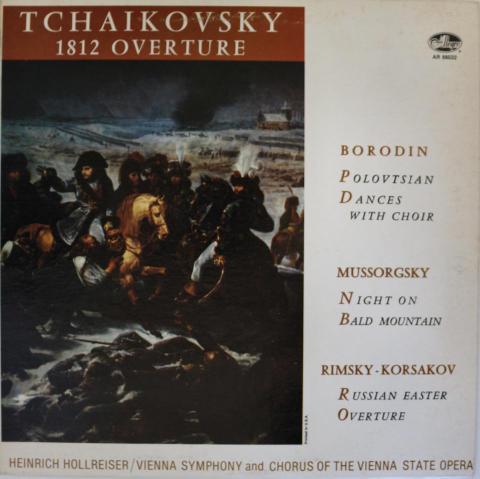 "Tchaikovsky Vinyl 12"""