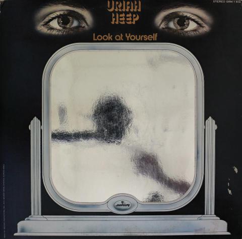 "Uriah Heep Vinyl 12"""