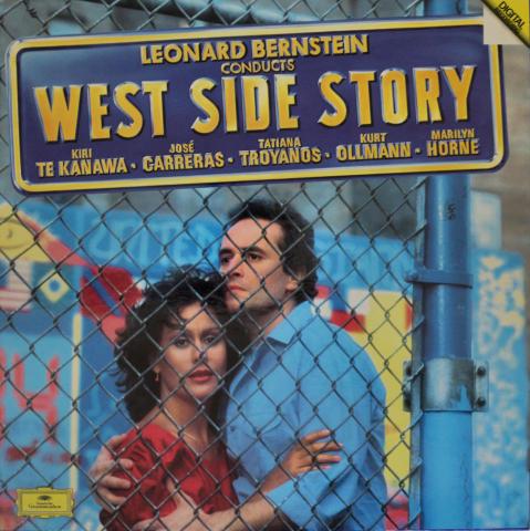 "West Side Story Vinyl 12"""